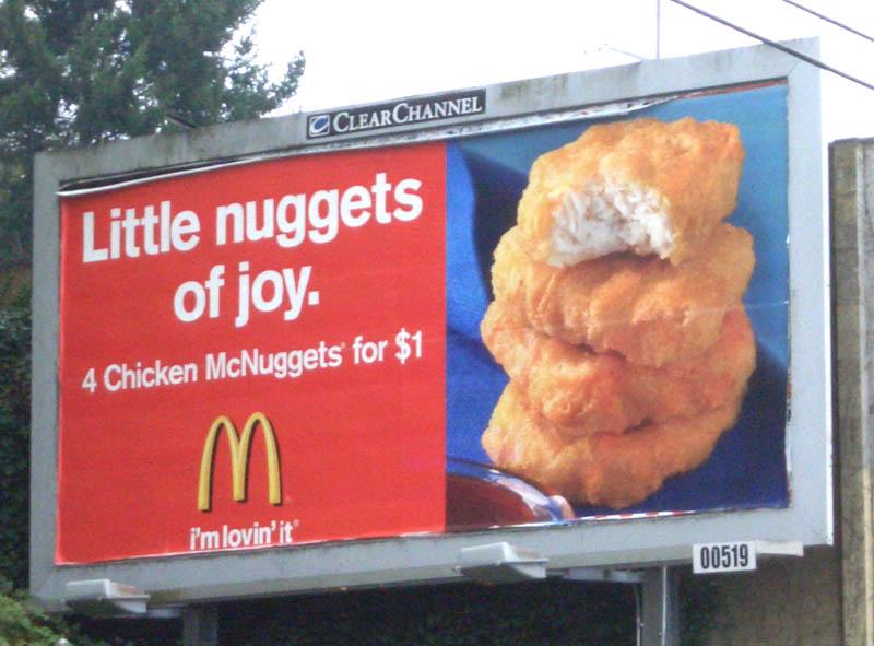 Chicken Slogans: Food Ad Slogans
